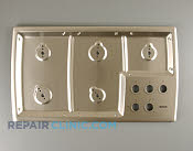Metal Cooktop - Part # 1562448 Mfg Part # 680754