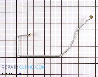 Gas Tube or Connector (OEM)  WB28K10026