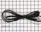 Power Cord - Part # 1024383 Mfg Part # 31001547