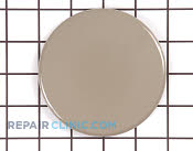 Surface Burner Cap - Part # 1009209 Mfg Part # 74007417