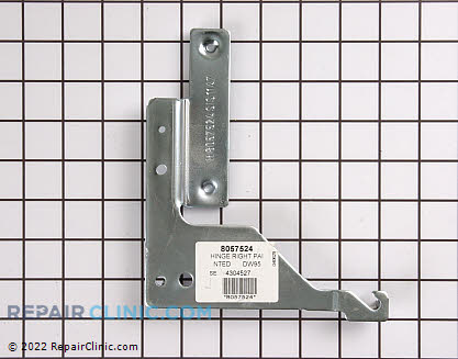 Asko Dishwasher Door Hinge