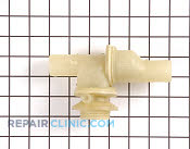 Surface Burner Valve - Part # 536342 Mfg Part # 350229