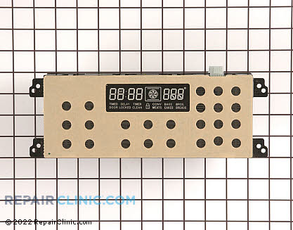 Oven Control Board 316207603       Main Product View