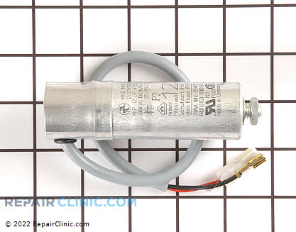 Capacitor WR62X10021 Main Product View