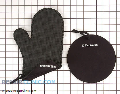 Silicone Mitt and Hot Pad (OEM)  GMBLKEC