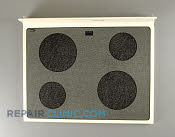 Cooktop - Part # 400559 Mfg Part # 12001584