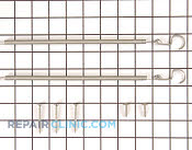 Panel grille, 48&quot;x11&quot; (632,690,695) (6pg4811) - Part # 1489787 Mfg Part # 7007332