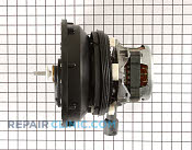 Pump and Motor Assembly - Part # 2024552 Mfg Part # W10428778