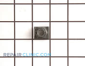 Nut - Part # 878853 Mfg Part # WR01X10190