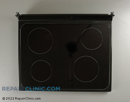 Glass Cooktop (OEM)  WB62T10282