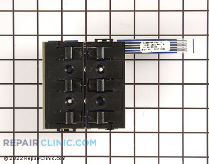Push Button Switch (OEM)  W10135389, 1450300