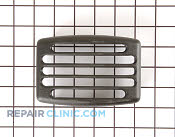 Vent center (ss) - Part # 1086783 Mfg Part # WB31T10077