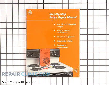 Repair Manual (OEM)  WX10X112 - $17.40