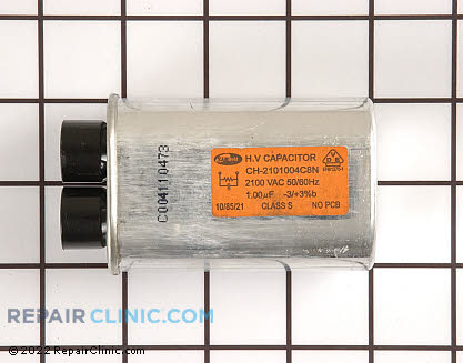 High Voltage Capacitor (OEM)  WB27X10280 - $57.40