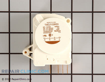 Defrost Timer (OEM)  WR09X10041