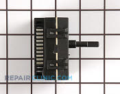 Fan Switch - Part # 2310354 Mfg Part # 7403P876-60