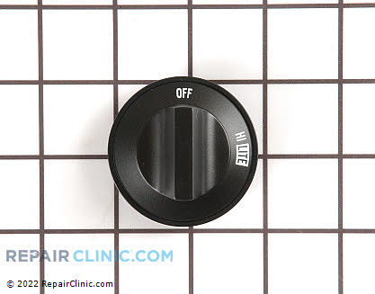 Control Knob 7711P135-60     Main Product View