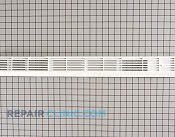 Vent grille (white model) - Part # 577851 Mfg Part # 4358130