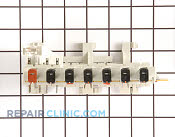 Selector Switch - Part # 371216 Mfg Part # 095483