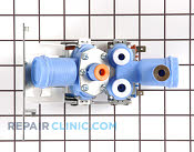 Water Inlet Valve - Part # 880011 Mfg Part # WR49X10043
