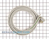Power Cord - Part # 283547 Mfg Part # WJ35X92
