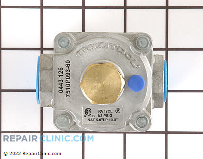 Magic Chef Oven Pressure Regulator