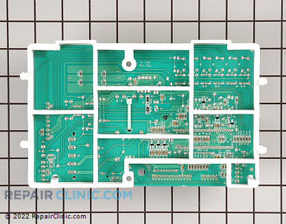 Whirlpool Washing Machine Control Board
