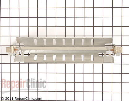 Defrost Heater Assembly (OEM)  WR51X10055