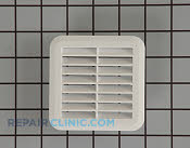 Air Grille - Part # 298857 Mfg Part # WR2X8629