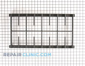 Burner Grate - Part # 1399600 Mfg Part # W10106700