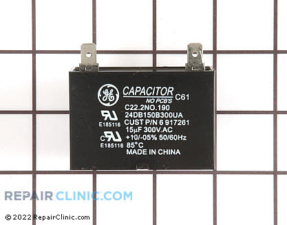 Capacitor 99002665        Main Product View
