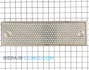 Grease Filter - Part # 1097718 Mfg Part # 240742