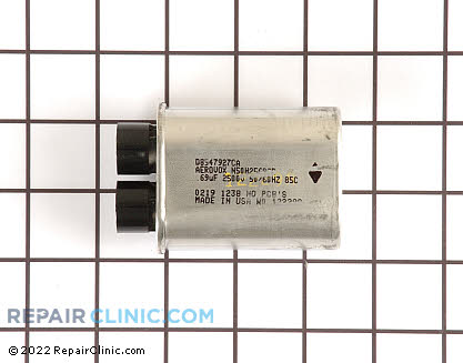 High Voltage Capacitor 59001160        Main Product View