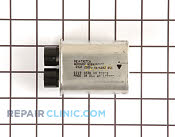 High Voltage Capacitor - Part # 1204309 Mfg Part # 59001160