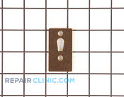 Hinge Shim - Part # 299488 Mfg Part # WR2X9443