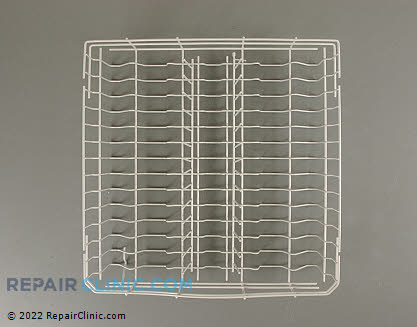 Whirlpool Dishrack Upper Assembly
