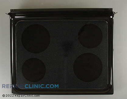 Glass Cooktop WB57K10058      Main Product View