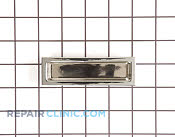 Handle chrome - Part # 773024 Mfg Part # WR12X10072