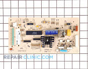 Main Control Board - Part # 529213 Mfg Part # 3407003