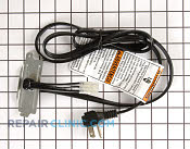 Power Cord - Part # 904529 Mfg Part # 8310666