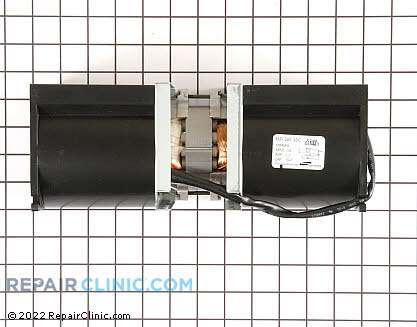 Exhaust Fan Motor (OEM)  WB26X10104 - $169.60