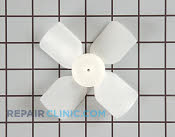 Fan Blade - Part # 443853 Mfg Part # 2160471