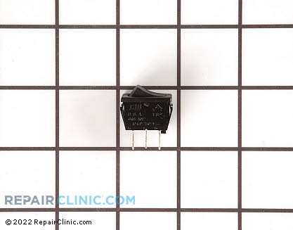 Hotpoint Refrigerator Rocker Switch