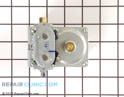Gas Valve Assembly (OEM)  WE14X215 - $72.70
