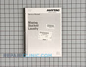 Manual, service - Part # 421815 Mfg Part # 16002032