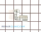 Gas Tube or Connector - Part # 419924 Mfg Part # 156096