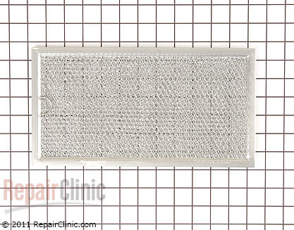 Grease Filter W10113040A Main Product View