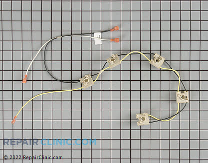Ge Spark Ignition Switch and Wire Harness