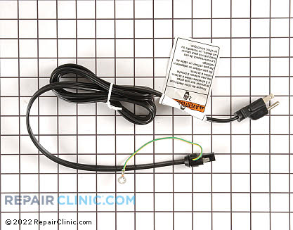 Power Cord (OEM)  3401402
