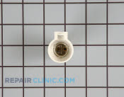 Socket, light - Part # 141253 Mfg Part # D7845103